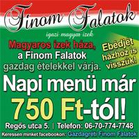 Finom Falatok
